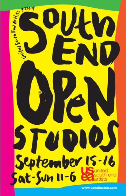 USEA South End Open Studios